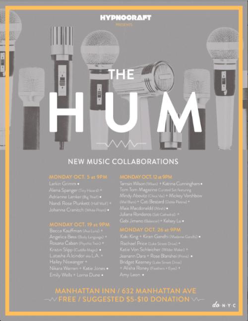 Hum2 Poster v8
