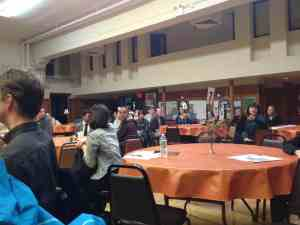 Attendees at Monday's meeting were vocal about their concerns.