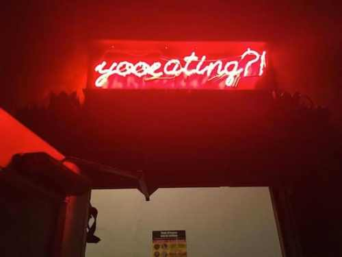 Yooeating?! Of course we are.