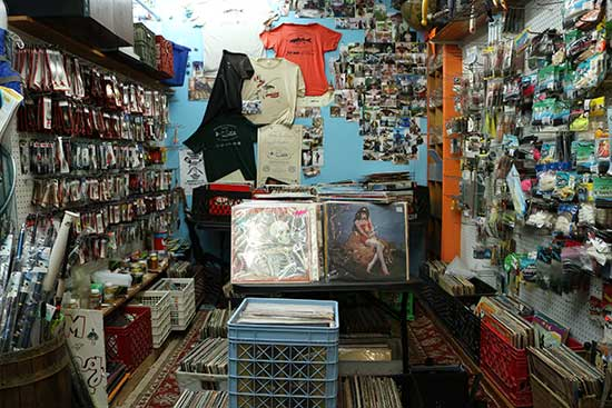 Fishing For Vinyl And Vintage In Greenpoint Greenpointers