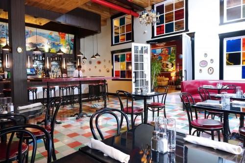 Brooklyn Lantern restaurant. Photo by Louisa Lau