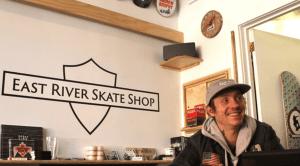 Jad Magaziner takes over management of skate shop, keeping former owner Rich Oates's legacy alive.