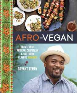 Bryant Terry's Afro Vegan. Image via Amazon.