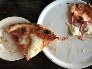 Pizza at Sottocasa Williamsburg