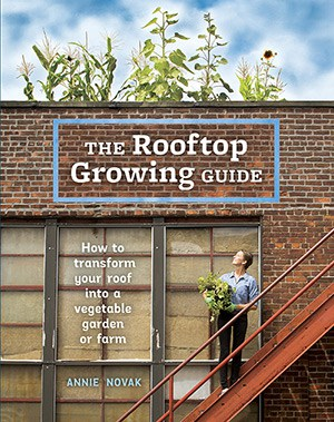 Rooftop Growing Guide book cover