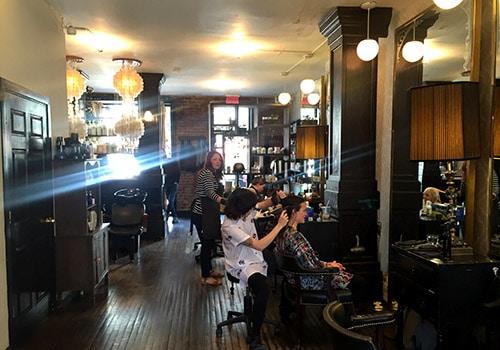 The Karcher's salon