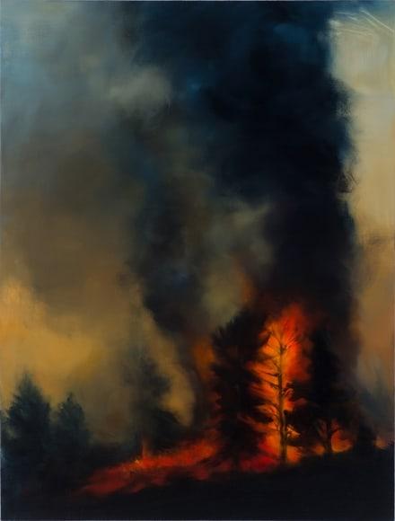 Work by Karen Marston exhibited in Demeter's Wrath