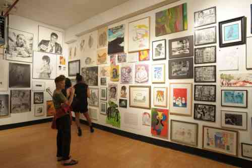 Greenpoint Gallery at 390 McGuiness Blvd.