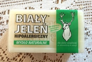Bialy Jelen Natural Soap