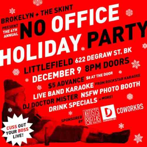 Brokelyn Office Holiday Party