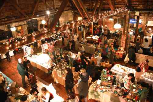 Greenpointers Holiday Market 2015