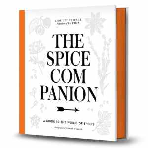 The Spice Companion book cover
