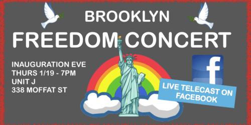 Brooklyn Freedom Concert