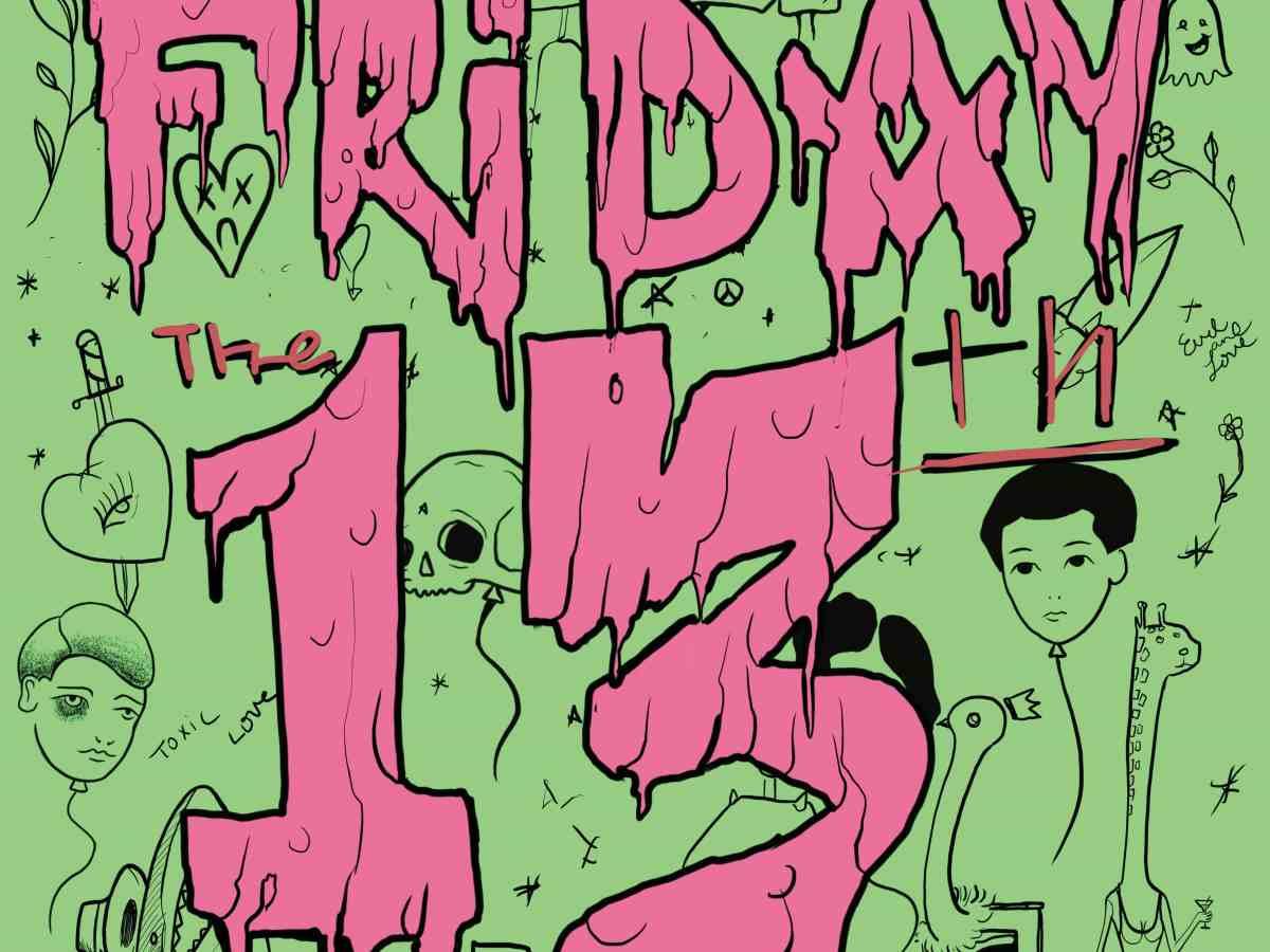 Evil & Love Tattoo Friday The 13th Jan 2017