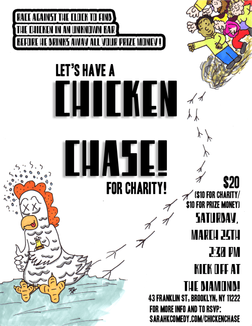 The Diamond - Chicken Chase