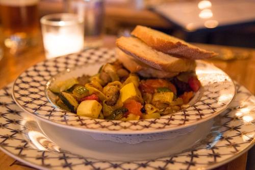 Ratatouille, The Gentry, Greenpoint, Brooklyn