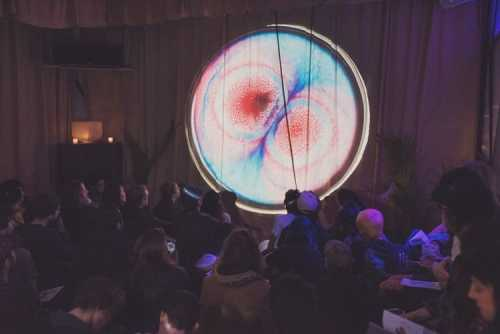 Catch Drippy Eye Projections at Magick City during GOS