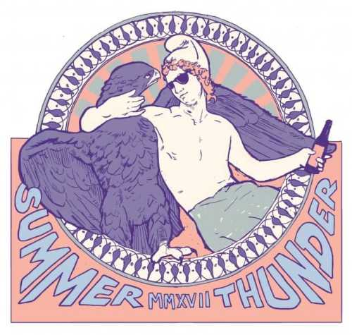 Union Pool summer-thunder