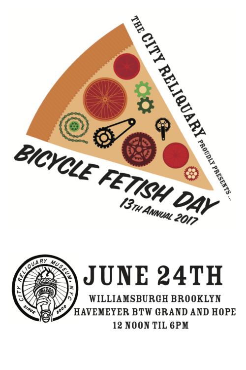 Bicycle Fetish Day