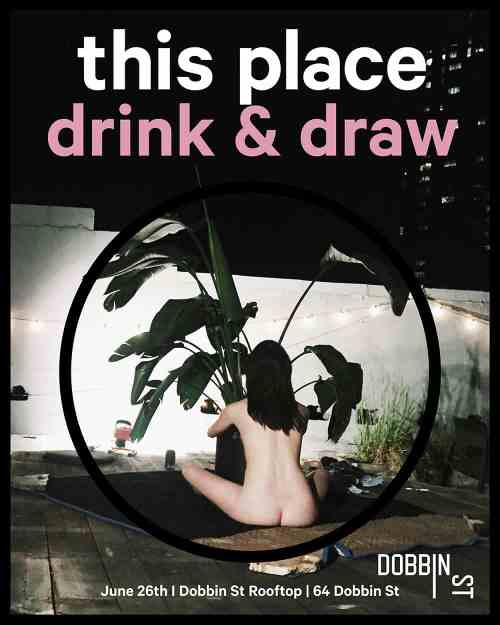 This Place Drink n Draw