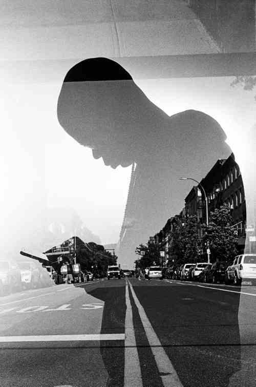 Omar Glenn, by Chris Moran