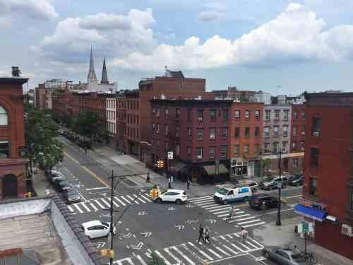 Greenpoint Ave & Franklin St - Megan Penmann