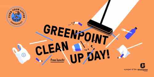 Greenpoint Clean Up Day
