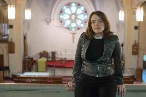 Pastor Amy Kienzle.