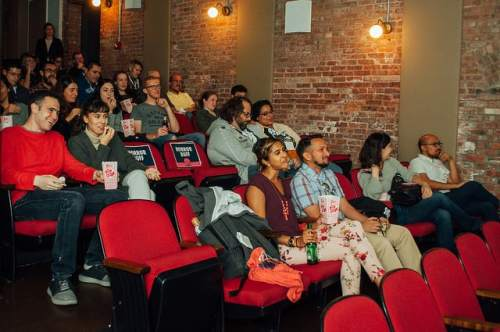 Mexico Barbaro II screening at the Wythe Hotel