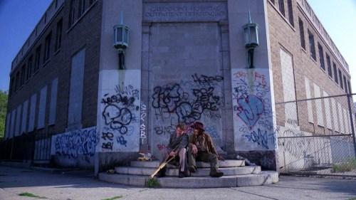 Street Trash - Greenpoint Hospital movie scene @Lightning Pictures Inc.