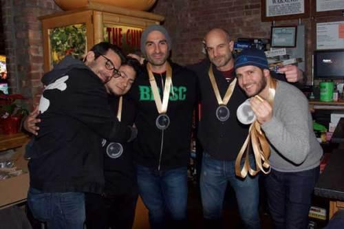 The Pinball Wizards of Williamsburg