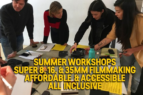 Mono No Aware Filmmaking Workshops