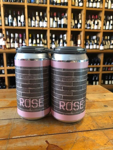 Rose in a can, via Dandelion Wine Shop