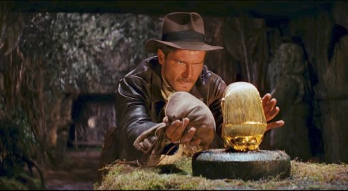 Raiders of the Lost Ark, 1981, ©Paramount Pictures & Lucasfilm