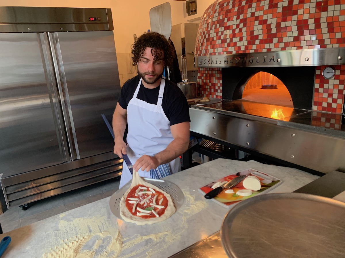 Salsa Greenpoint is Serving Neapolitan Pizza with Passion