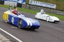 Chain reaction and rotary racer racing each othet