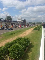 On the grid goodwood