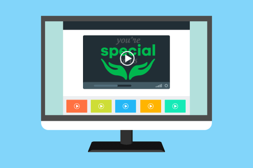 Videos on Desktop - You're Special to Us
