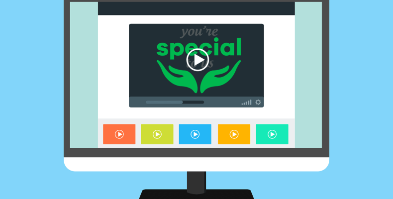 Videos on Desktop - You're Special