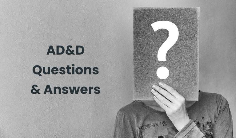 AD&D Questions and Answers