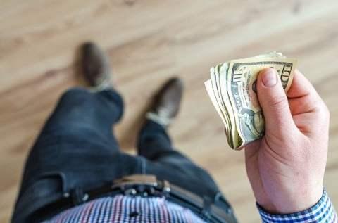 Bills in Hand