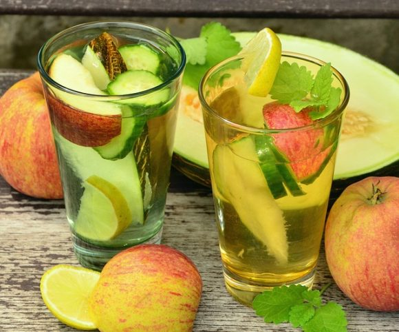 detox waters for weight loss