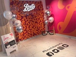 Plastic recycling is one of several new features found in Boots' stores