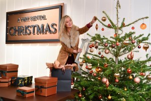 Christmas rental pop-up shop opens at Westfield London