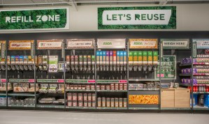 Asda announces new green moves on World Refill Day