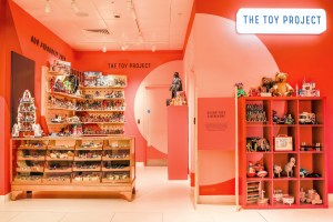 Pre-loved toys are now sold at Selfridges