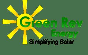 Green Rev Energy Logo