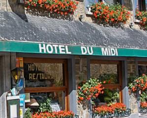Le Midi Hotel at Roche-en-Ardeche