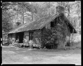 Dry Out House Image 1 c. 1938
