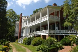 Green River Plantation House